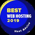 تمنح للشركات في قائمة أفضل 10 خدمات استضافة مواقع.